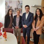 Vizitë e kryetarit të komunës së Zhelinës në Ambasadën e Zvicrës