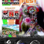 """FESTIVAL ETNOKULTUROR """"SOFRA FEST"""" - Zhelinë 25-27 KORRIK 2019"""
